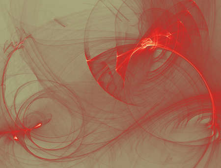 veils: Abstract red waves or veils background texture Stock Photo