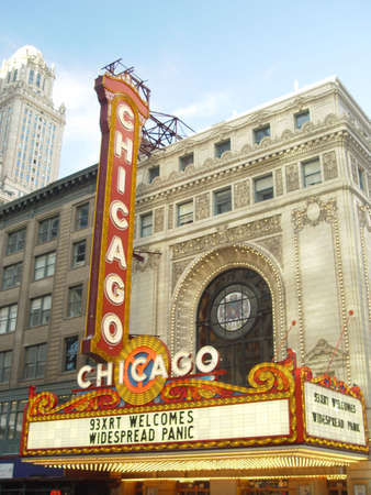 theaters: Chicago Theater