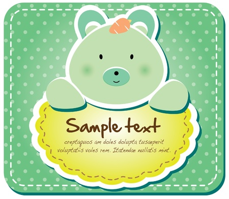 Animals frame collection  Bunny version,17 animals available  Vector
