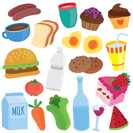 yummy: yummy breakfast clip art