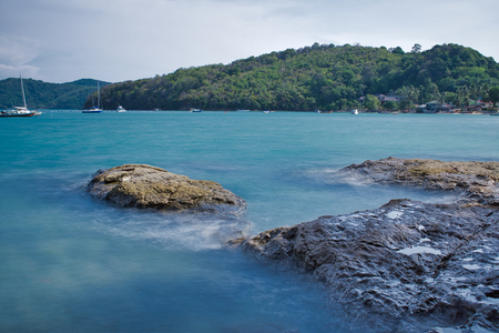 Ao Yon is one of the secret beach in Phuket.