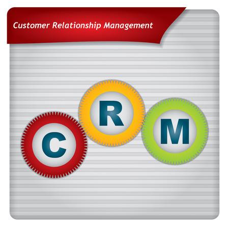 relationship management: Presentation template - Contact Relationship Management software