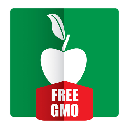 gm: Non genetically modifies plants - agricultural concept