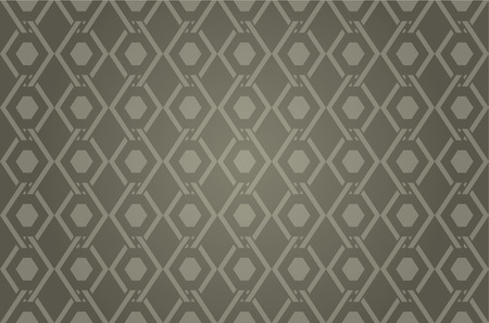 grid: Vector seamless pattern with abstract square grid grid Illustration