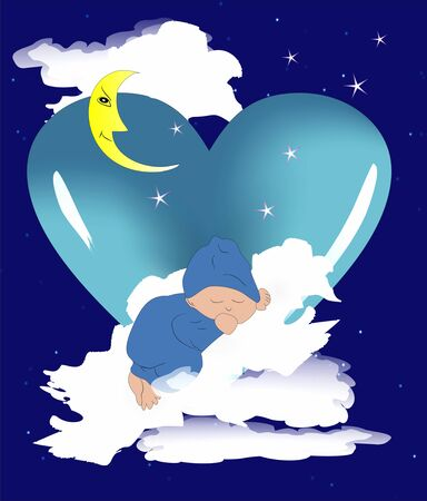 dream Stock Vector - 12324358