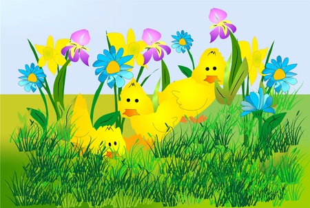 easter Stock Vector - 12324361