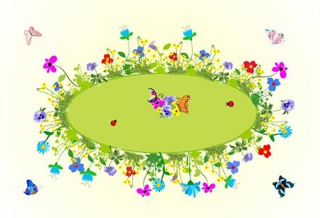 spring Stock Vector - 12489709