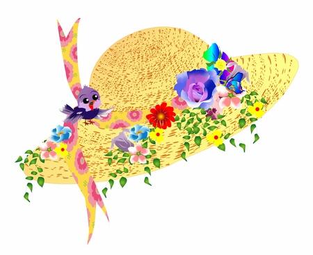 may: spring Illustration