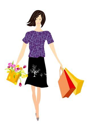 shopping Stock Photo - 12678123