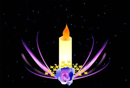 thoughtfulness: candle