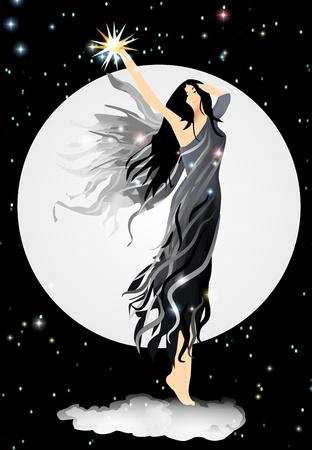 moon angels: nymph