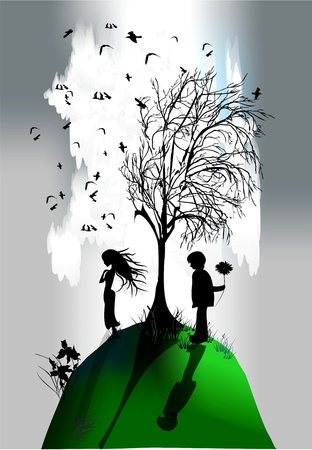two Illustration