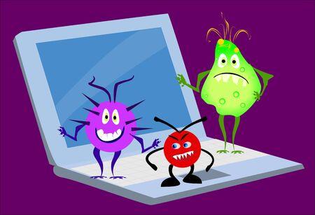 computer viruses: viruses