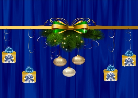 Christmas Stock Vector - 16420825