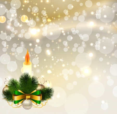Christmas decoration Stock Vector - 16508216