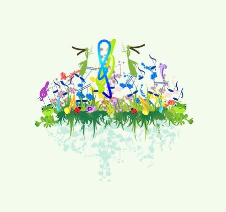 sonata: Spring Sonata Stock Photo