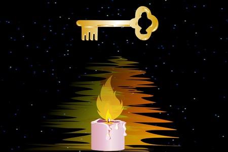 omen: Evening predictions Illustration