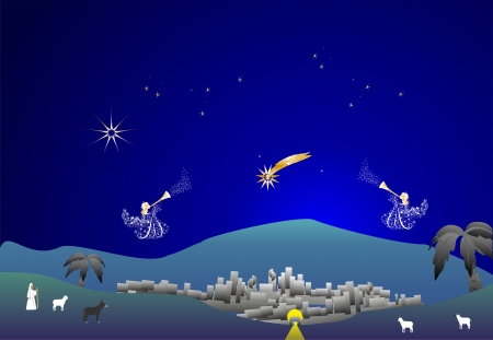 star of bethlehem: Bethlehem