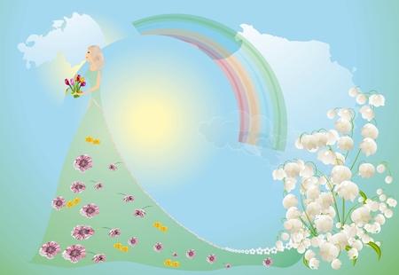 idzie: spring goes