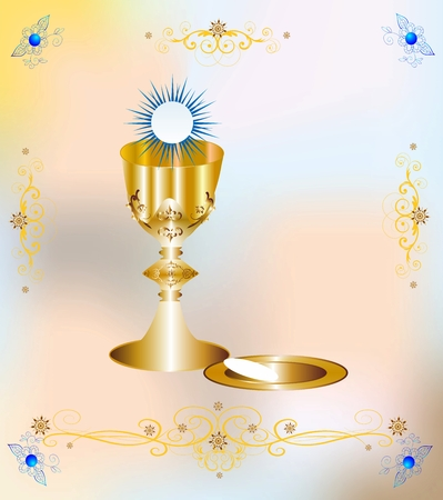 first communion, Vector