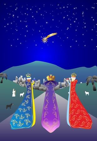three kings: Three kings,