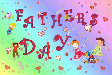 green day baby blue background: father  39s day