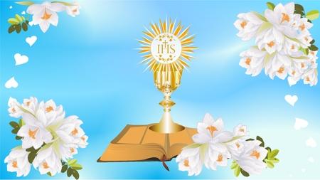 sacraments: first communion
