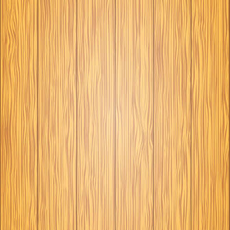 knotted: Background texture of wood (varnished boards) laminate (light wood) Illustration