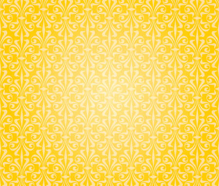 orange   yellow wallpaper background design Vector