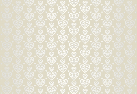 pale wedding card background Vector