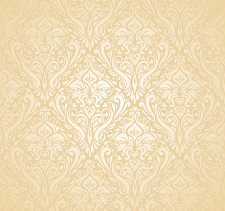 pale ocher: gentle peach background Illustration