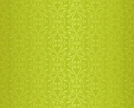 yeşil duvar kağıdı tasarım
