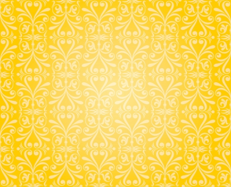 orange gelb Wallpaper Hintergrund Design