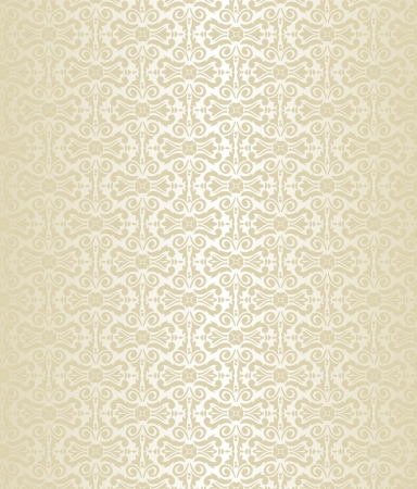 pale: Bright luxury vintage wallpaper