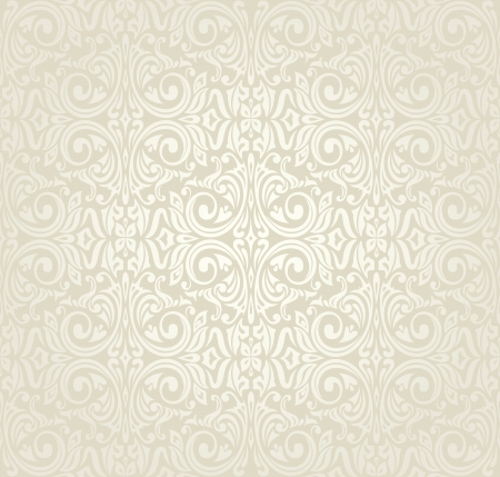 Bright luxury vintage wallpaper Stock Vector - 18764358