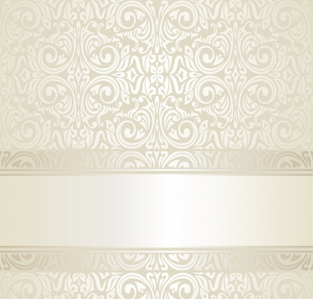 Bright luxury vintage wallpaper