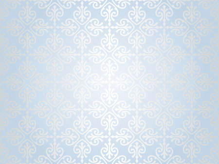 new year's: blue   silver New Year s background Illustration