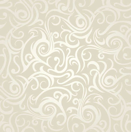 Wedding vintage wallpaper design Stock Vector - 23855904
