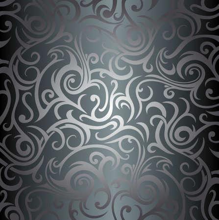 Gümüş lüks duvar kağıdı arka plan