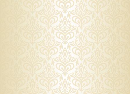 Heldere luxe vintage behang Stockfoto - 26374212