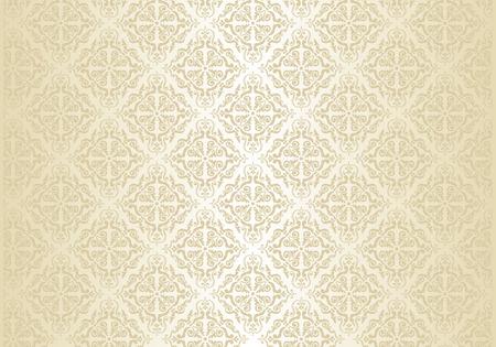 結婚式のビンテージ壁紙の背景が明るい  イラスト・ベクター素材