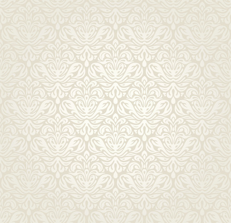 luxury: Bright luxury vintage wedding seamless wallpaper  background