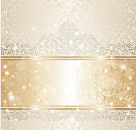Invitation millésime motif de fond luxe brillant brillant Banque d'images - 33064998