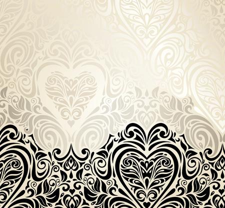Divatos dekoratív vintage valentin