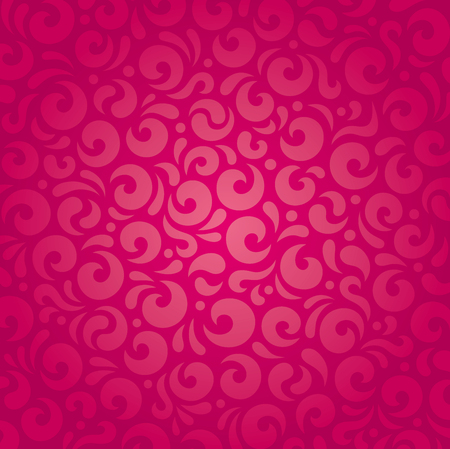 violaceous: Retro red holiday vector pattern wallpaper design background