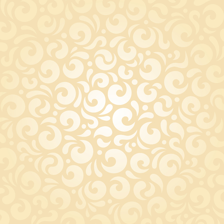 Retro wedding pale peach invitation background design wallpaper