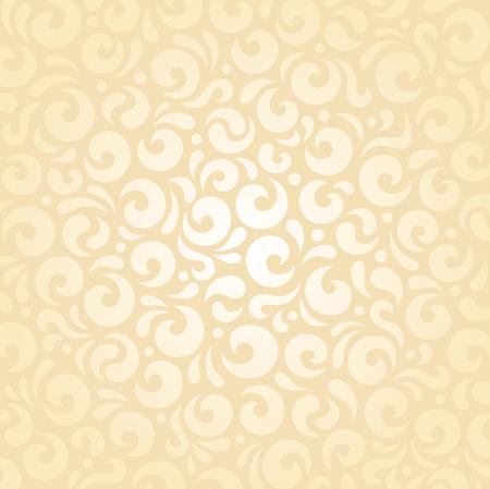 pale ocher: Retro wedding pale peach invitation background design wallpaper