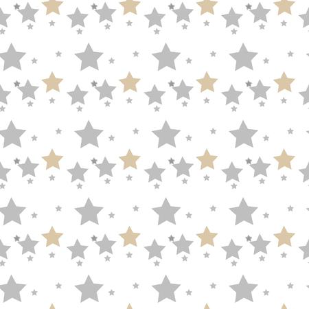 star seamless pattern. éléments chaotiques . abstract texture géométrique. effet de la paroi . modèle de textile pour le textile . vector illustration