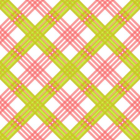 Lumberjack plaid seamless pattern vector illustration