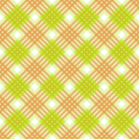 Tartan Plaid seamless pattern Illustration